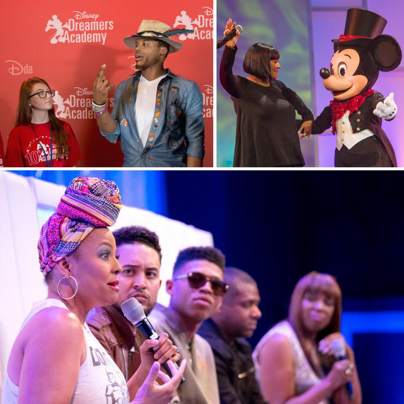 speakers-at-Disney-dreamer-academy