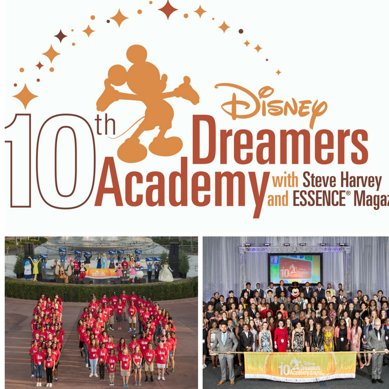 Disney-dreamer-academy-10-year-and-the-2017-class