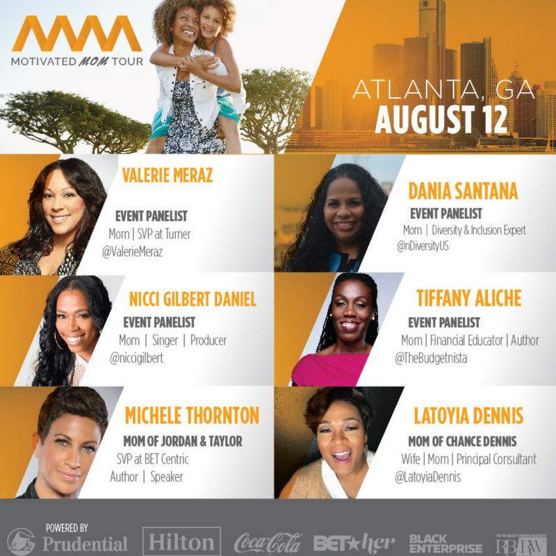 the-motivated-mom-tour-Atlanta-speakers-and-panelists
