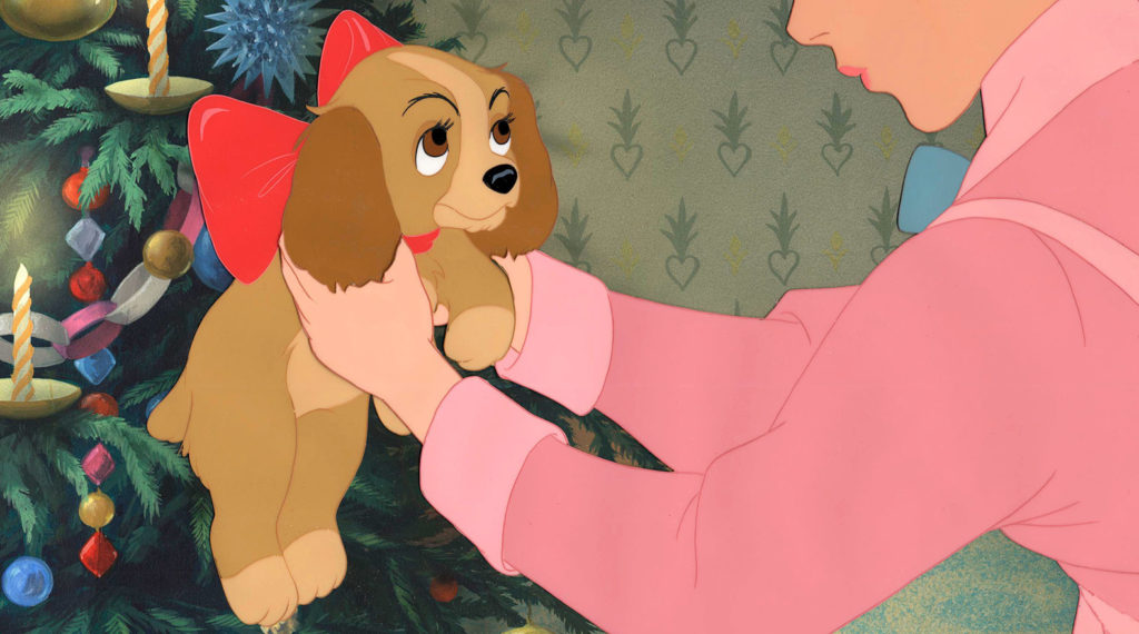 5 Life Lessons For The Entire Family Lady And The Tramp Movie Review Motivated Mom